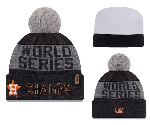 MLB Houston Astros Stitched Knit Beanies 027