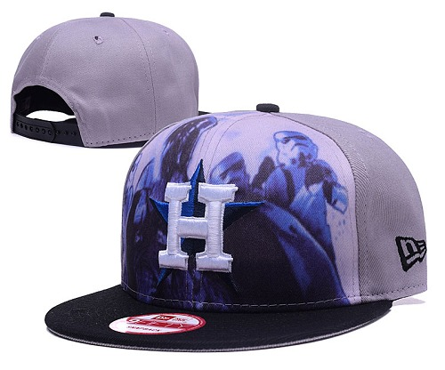 MLB Houston Astros Stitched Snapback Hats 006