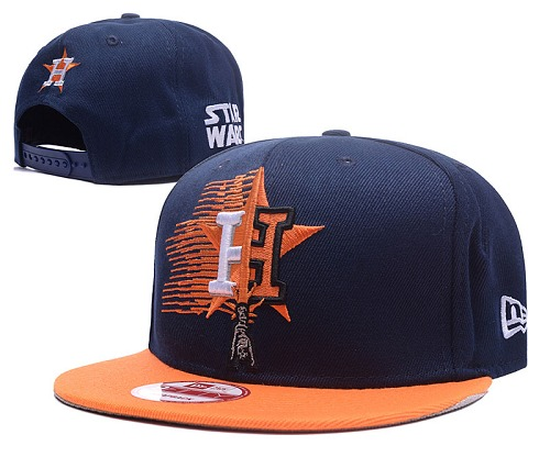 MLB Houston Astros Stitched Snapback Hats 009