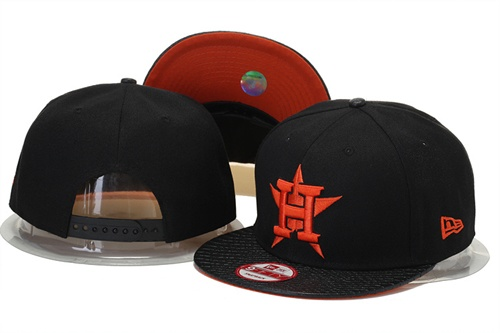 MLB Houston Astros Stitched Snapback Hats 011