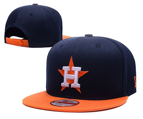 MLB Houston Astros Stitched Snapback Hats 016