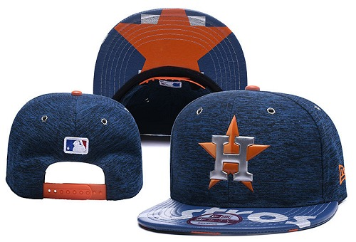 MLB Houston Astros Stitched Snapback Hats 017
