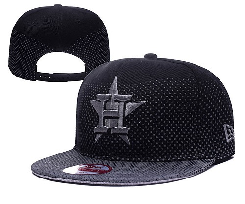 MLB Houston Astros Stitched Snapback Hats 018