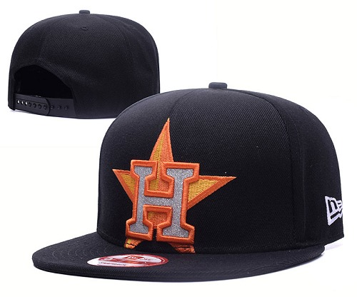 MLB Houston Astros Stitched Snapback Hats 020