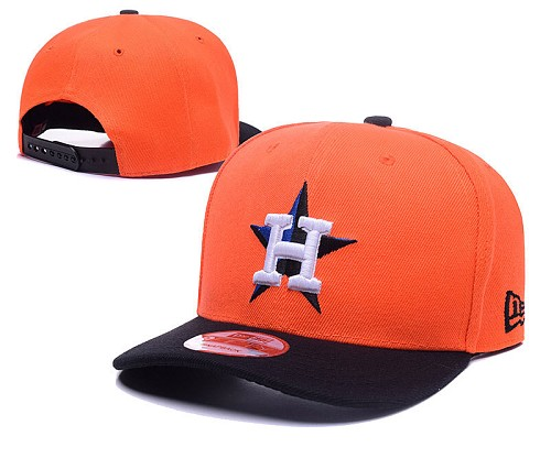 MLB Houston Astros Stitched Snapback Hats 025